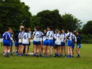 All Ireland Ladies Junior Championship Semi Final Football Replay