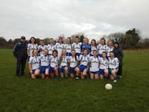 Latton Ladies win Minor Championship Final
