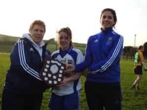 Latton Ladies Win Senior Shield Final