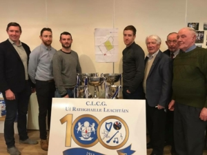 Latton GAA Centenary Launch Night