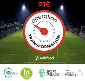 Latton O'Rahilly GAA Lights Up with Operation transformation walks commencing on Tuesday 9th January